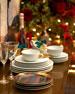 Alexander Dessert Plates, Set of 4