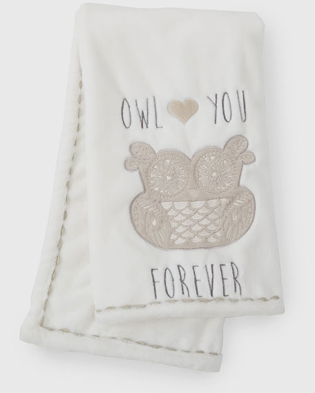 Kids' Night Owl Blanket