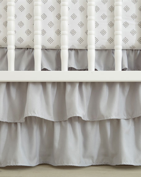 Willow 5-Piece Crib Bedding Set
