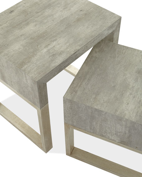 Piazza Nesting Tables