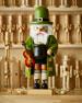 Irish Santa Nutcracker