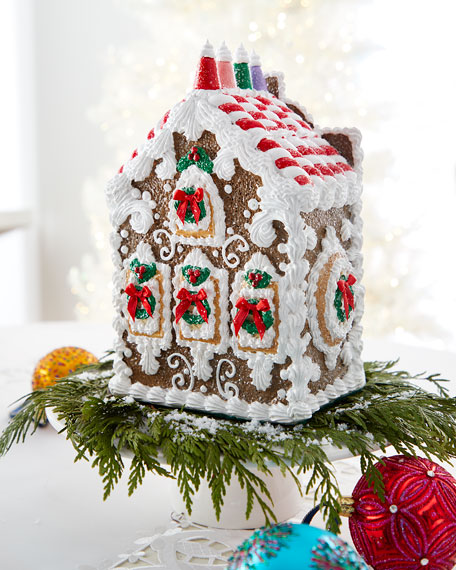 Dutch Village 2 Gingerbread House