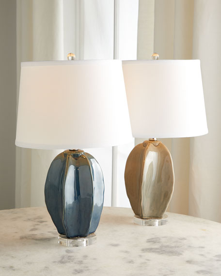 Wave Table Lamp