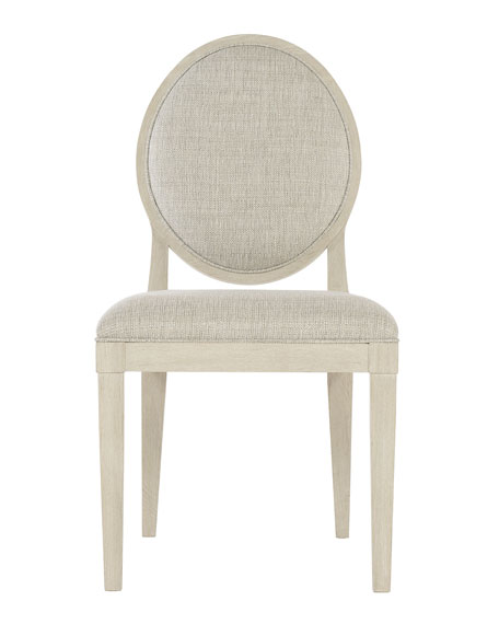 East Hampton Oval Back Side Chair
