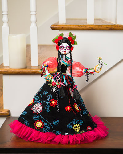 Day of the Dead Dancer
