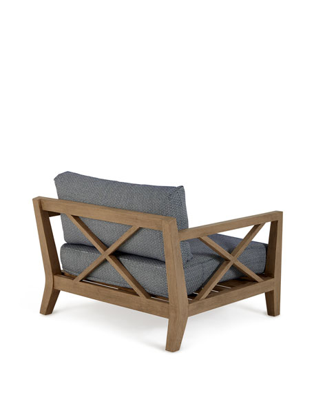 Four Hands Huntington Outdoor Chair, 4 Hands Outdoor Furniture