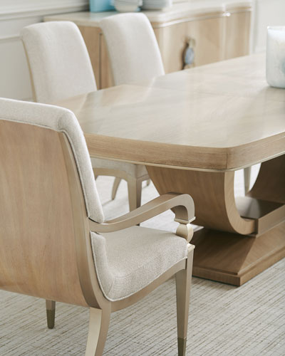 Fanfare Arm Chairs  Set of 2