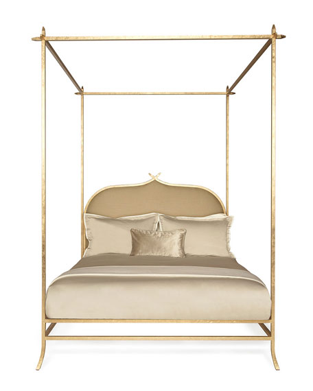 Casablanca King Poster Bed