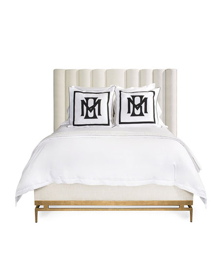 Badgley Mischka Home Catalina King Bed