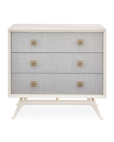 Siam 3-Drawer Chest