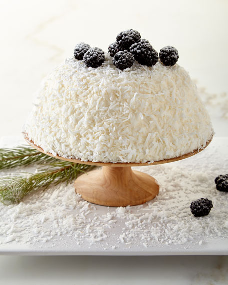 Coconut Bomb Cake, For 10-12 People