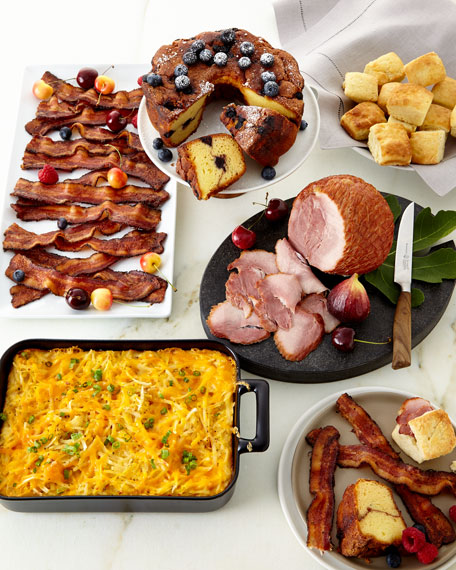 Complete Breakfast Feast, For 8-10 People