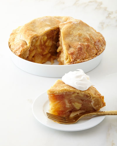 Traditional Apple Pie  For 10-12 People