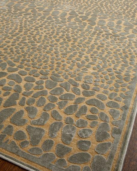 "Stone Path Rug, 5'2"" x 7'6"""