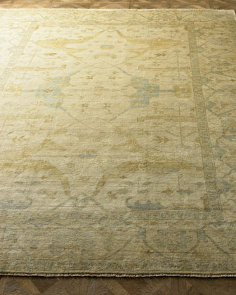 Meadow Oushak Rug
