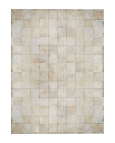 Pearl Blocks Rug, 8' x 11'