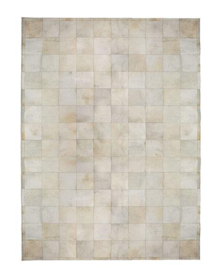 Pearl Blocks Rug, 8' x 11'