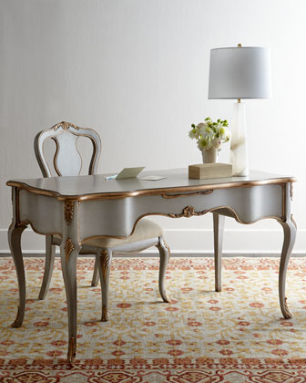 Serene Writing Desk & Chair