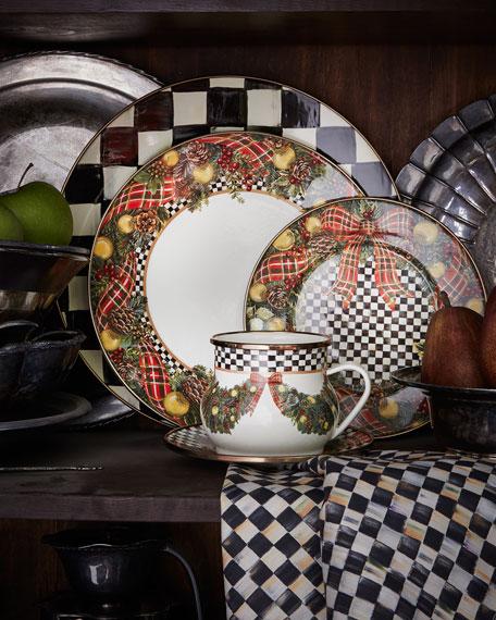 Evergreen Dinner Plate
