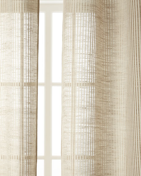"Each 96""L Alexa Curtain"