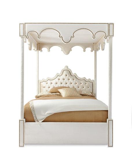 William Queen Canopy Bed