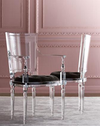 Katherine Acrylic Chairs