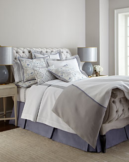 Zoe Wisteria Bedding & Alexia Sheet Set