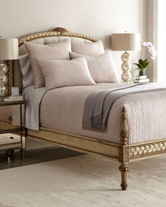 Seta Quilted Silk Bedding