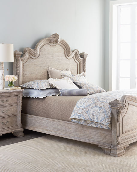 Piers King Bed