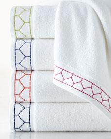 John Robshaw Linah Towels