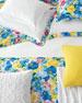 King Ashlyn Floral Comforter