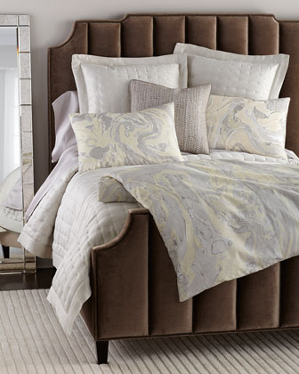 Marble & Brussels Bedding