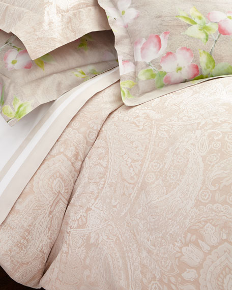 "Dogwood Double Boudoir Sham, 15"" x 35"""