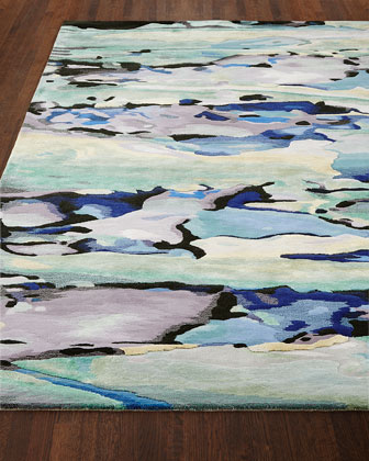 Prism Ocean Rug