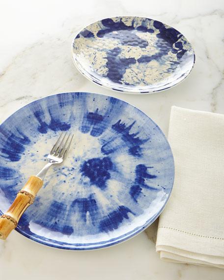 Splatter & Spin Melamine Dessert/Salad Plate