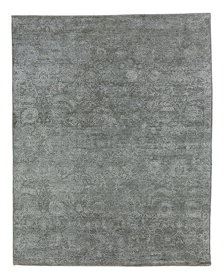 Augustin Hand-Knotted Rug, 12' x 15'