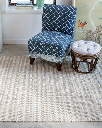 Fircrest Hand-Woven Rug  3' x 5'  and Matching Items