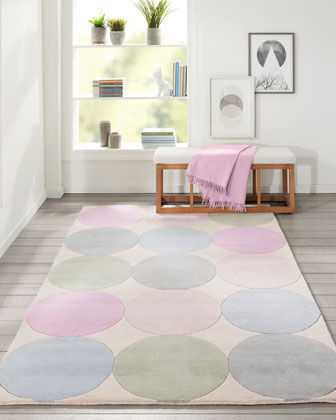 Ruston Hand-Tufted Rug  5' x 8'  and Matching Items