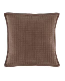 Ann Gish Standard Quilted Silk Sham