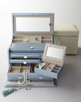 "Wolf Designs ""London"" Jewelry Case"