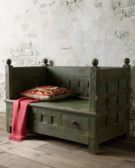 Indian Antique Sofa