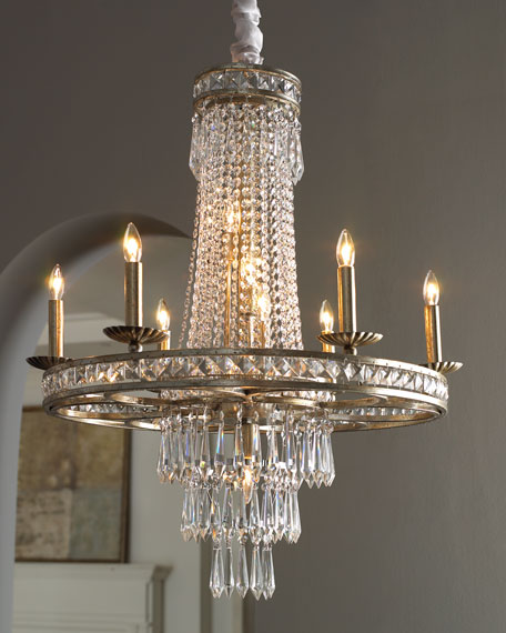 Crystorama Camella 10-Light Chandelier