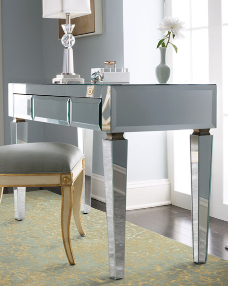 Well-liked Mirrored Desk AN76