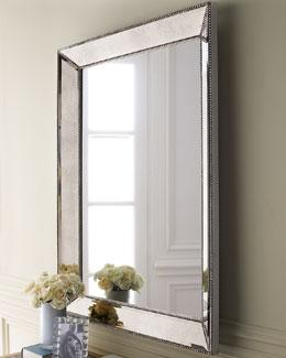 Bassett Mirror, Inc. Beaded Mirror