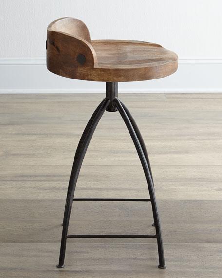 Super Wood Swivel Barstool Pdpeps Interior Chair Design Pdpepsorg