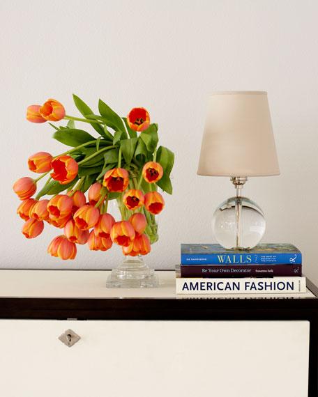 Regina Andrew Design Quot Crystal Orb Quot Mini Lamp