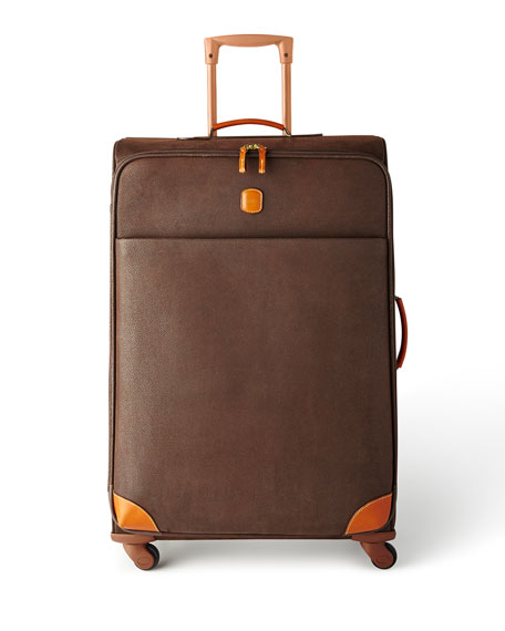 "Brown MyLife 30"" Spinner Luggage"