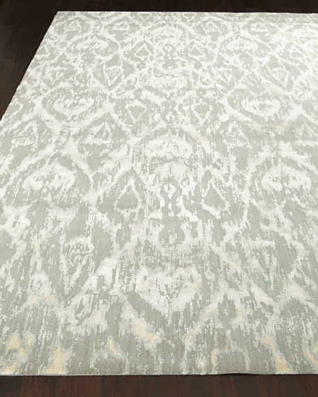 NourCouture Elita Quartz Rug, 5'3