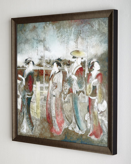 """Eastern Gathering"" Giclee"