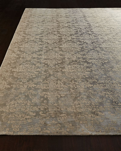 Medallion Mist Runner  2'3 x 8'